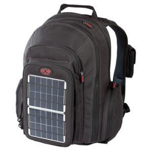 solární nabíječka - batoh