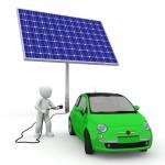 Elektomobily a solární pohon