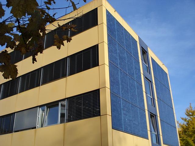 integrované solární panely